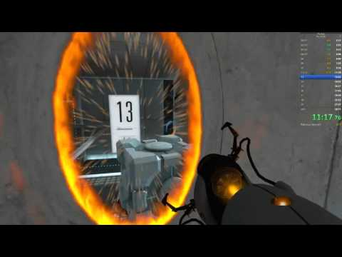Portal Glitchless SpeedRun