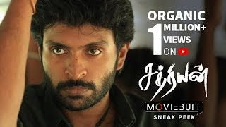 Sathriyan - Moviebuff Sneak Peek | Vikram Prabhu, Manjima Mohan | Director - S R Prabhakaran