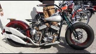 Impressionen Motorrad Frühlingstreff in Augustfehn 2018 Dieter Börjes American Bikes Motorrad Event
