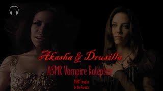 [ASMR] Vampire Roleplay ★ Akasha & Drusilla ★ [Binaural] [Close whispers] [personal attention]