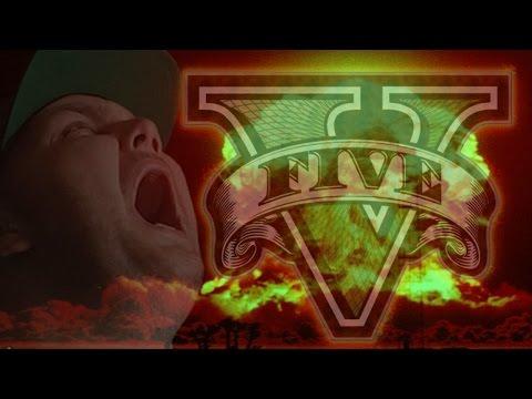 GTA V: AM RANDE DES WAHNSINNS !   Kevinho90