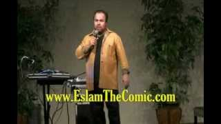 ESLAM The Comic (Laguna Niguel Show) Farsi /  English