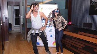 Sunil Grover And Sunny Leone Dance On