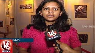 OU Hosts Photo Exhibition On Hyderabad History | World Photography Day | V6 News