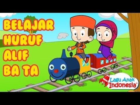Alif Ba Ta   Lagu Anak Islami   Lagu Anak Indonesia