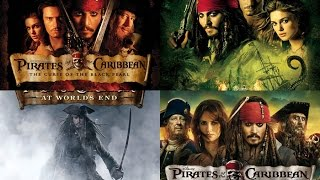 Best Of Pirates of Caribbean Soundtracks