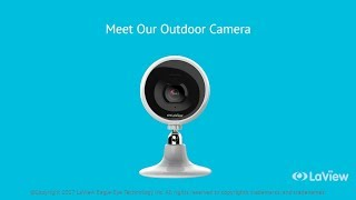 LaView Outdoor Audio Camera