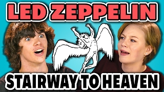 LYRIC BREAKDOWN: LED ZEPPELIN - STAIRWAY TO HEAVEN