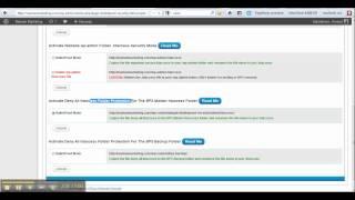 Protéger votre blog Wordpress avec BulletProof Sécurité