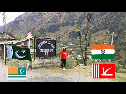 Travel vlog Jamu kashmir & Azad kashmir neelam valley keran . Shardra bridge