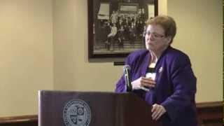 Hot Button Issues in Catholic School Law with Sr. Mary Angela Shaughnessy - Nov. 15, 2013