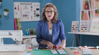 Full Episode! Easy Baby Quilts: Ocean Currents (MFQ 306)