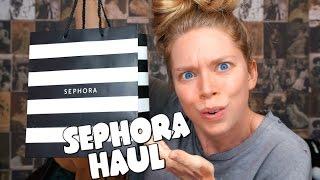 SEPHORA HAUL OCTOBER!