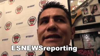 barrera on manny pacquiao was a hard man to face EsNews Boxing
