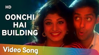 Oonchi Hai Building Salman Khan Karishma Kapoor Rambha Judwaa Songs Comedy Week Special