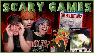 HORROR VIDEOGAMES Through the Ages!! (Let's Play) | Thomas Sanders