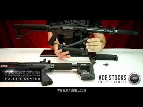 Xxx Mp4 Madbull Airsoft Ace Stocks Fully Licensed 3gp Sex
