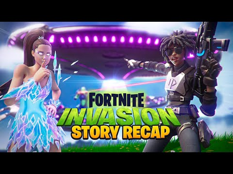 Fortnite Story Recap Watch Before the Sky Fire Live Event