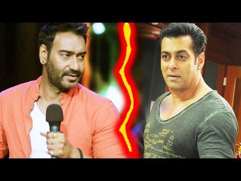 Ajay Devgn's Film To Be SHELVED Coz Of Salman Khan?