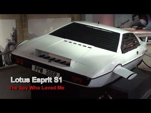 James Bond Cars (HD) - Bond In Motion - London Film Museum