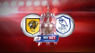 Championship Play-Off Final-Hull City Vs Sheffield Wednesday-Highlights
