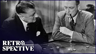 The Arsenal Stadium Mystery (1939) feat. Cliff Bastin and George Allison Full Movie