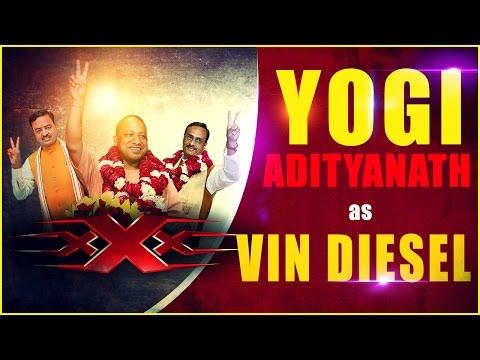 Xxx Mp4 XXx Movie Trailer 2017 Yogi Adityanath As Vin Diesel Trailer Spoof 3gp Sex