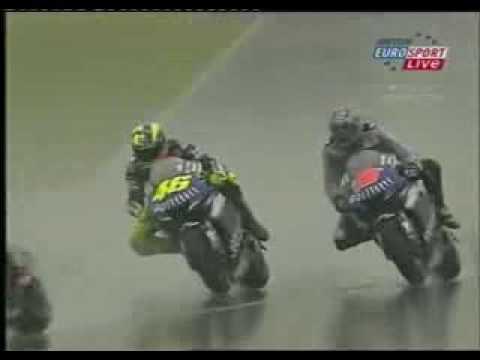 Rossi   Donington 2005