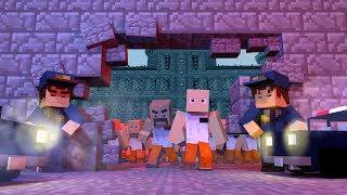 Minecraft | ESCAPED PRISONERS VS GUARDS - Getting Sweet Revenge! (Good vs Evil)