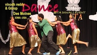 Vinodh & Group Dance for NTR songs  || PAKKA LOCAL || CHINNADO VAIPU || VASTU BAGUNDE