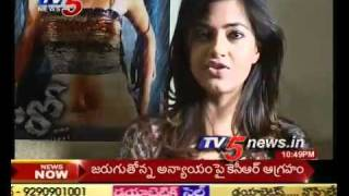 TV5 - Big Screen - Meera Chopra Exclusive interview