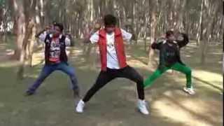 Lyrical Hip Hop  Dance Performance By Rixhin  & his Group Ultramax On Kabhi Jo badal Barse