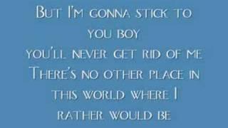 ABBA Honey, Honey lyrics