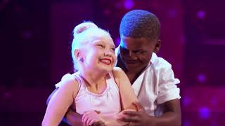 Cute Act By Future Cute Couple On America's Got Talent 2017