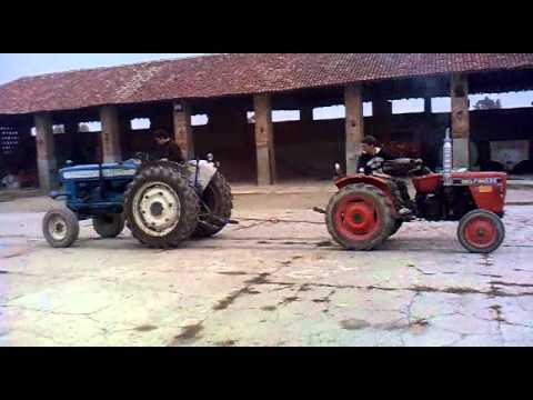 ford 5000 VS same delfino 35