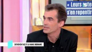 Enthoven face à la haine ordinaire - C l'hebdo - 17/03/2018