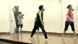 Duaa contemporary Dance