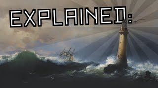 Explained: The Eddystone Lighthouse(s)