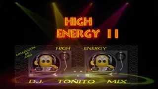 HIGH ENERGY. vol. 2 -- (COLLECCION DE ORO)