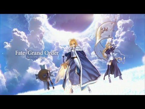 Fate Grand Order  TV CM 第1~7弾