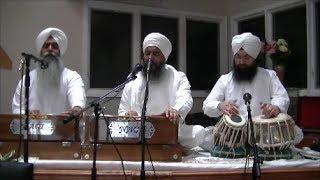 Bhai Piara Singh Ji Mitha Tiwana Wale - Wheaton Gurdwara Sahib -14March2014