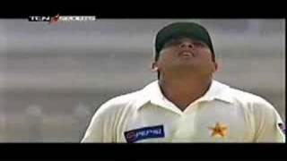 inzamam saves pakistan v bangladesh