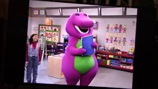 """Barney & Friends - Barney's Making New Friends"" VHS  (1995)"