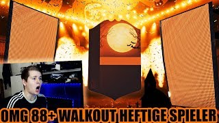 FIFA 18: OMG 88+ WALKOUT BEAST SCREAM PACK OPENING!😱😱 - ULTIMATE TEAM - 2x Heftige Walkouts!