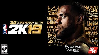 NBA 2K19 Cover Athlete LeBron James Trailer!
