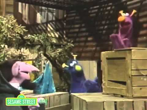 Sesame Street Honkers Honk My Honker ft The Count