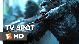 War for the Planet of the Apes TV Spot - No Mercy (2017) | Movieclips Coming Soon