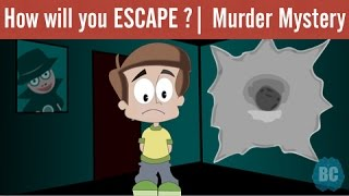 Can you Solve this Escape Riddle ?