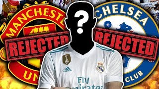 Real Madrid Star REJECTS Premier League Giants For New Contract! | Transfer Talk