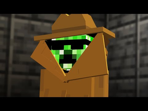 Minecraft Mobs if they were Spies